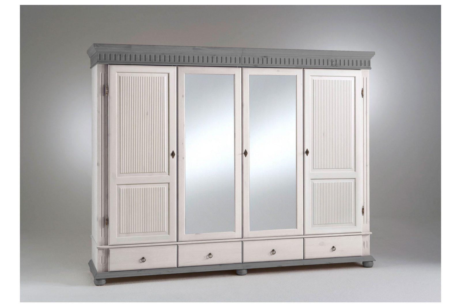 Euro Diffusion Holzschrank Helsinki Weiß  Möbel Letz  Ihr Onlineshop von Kleiderschrank Weiß Landhaus Günstig Photo