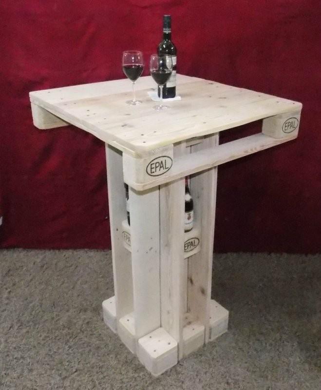 Europaletten Tisch Bauen Luxus Couchtisch Aus Europaletten Selber von Stehtisch Aus Paletten Selber Bauen Bild