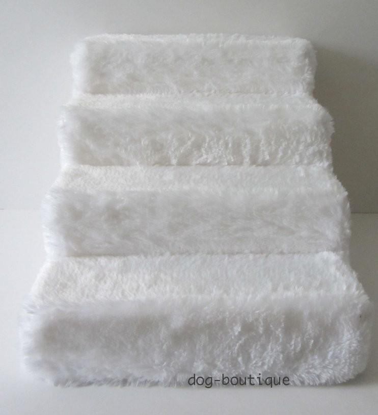 Exclusivedogboutique  Hundetreppe Leicht Plüsch Billig Teddyline von Hundetreppe 60 Cm Hoch Bild