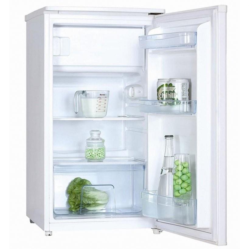 Exquisit Ks 1174 Kühlschrank Farbe Weiß  Real von Kühlschrank Ohne Gefrierfach Media Markt Photo