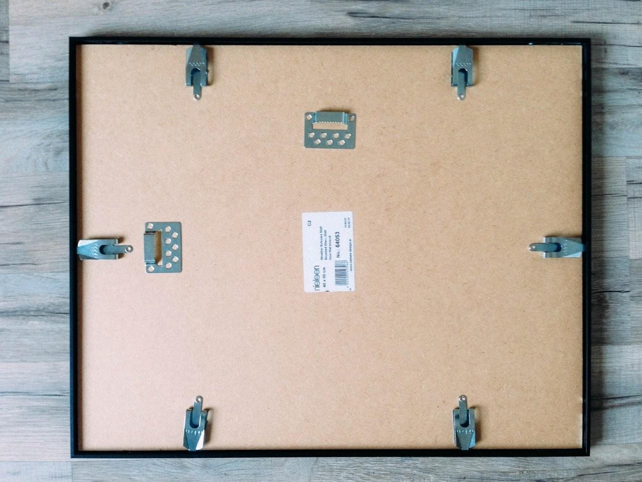F O T O J O M O  Johannes Modersohn Photography Ikearahmen Nein von Ikea Bilderrahmen Ribba Aufhängen Bild