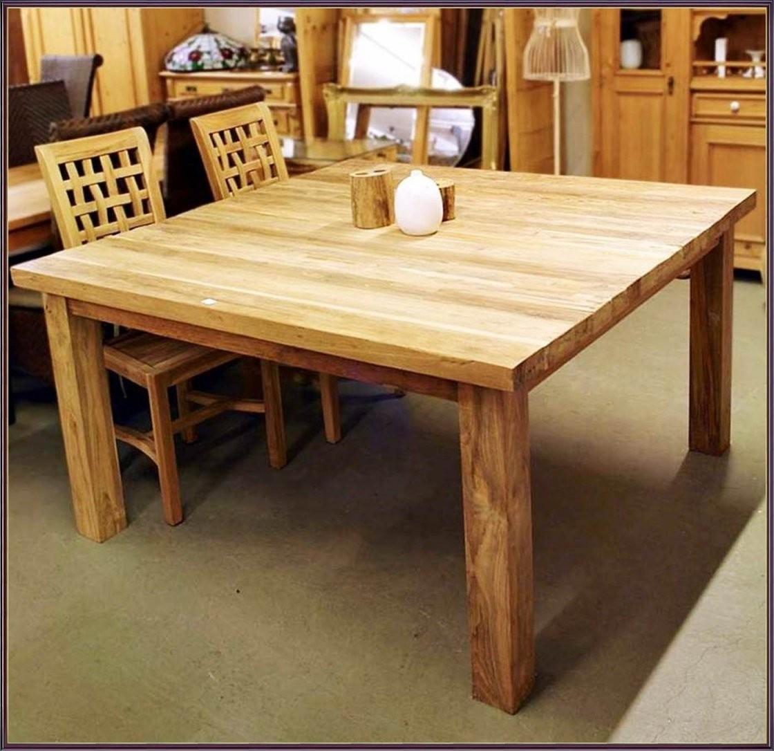 Fabelhaft Quadratischer Esstisch Für 8 Personen Ahnung 7700 von Quadratischer Esstisch Für 8 Personen Bild