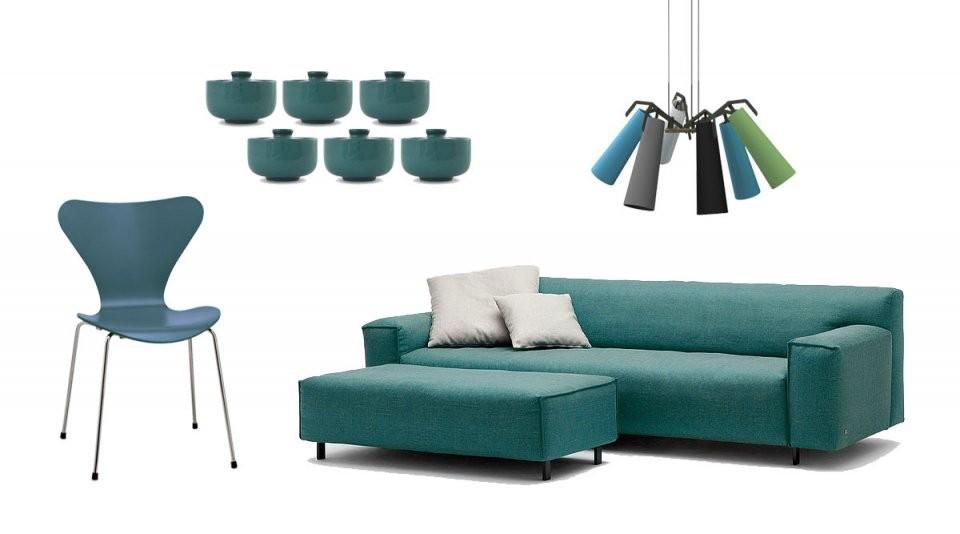Farbe Petrol Bei Der Raumgestaltung  Als Wandfarbe Richtig Nutzen von Schöner Wohnen Farbe Petrol Photo