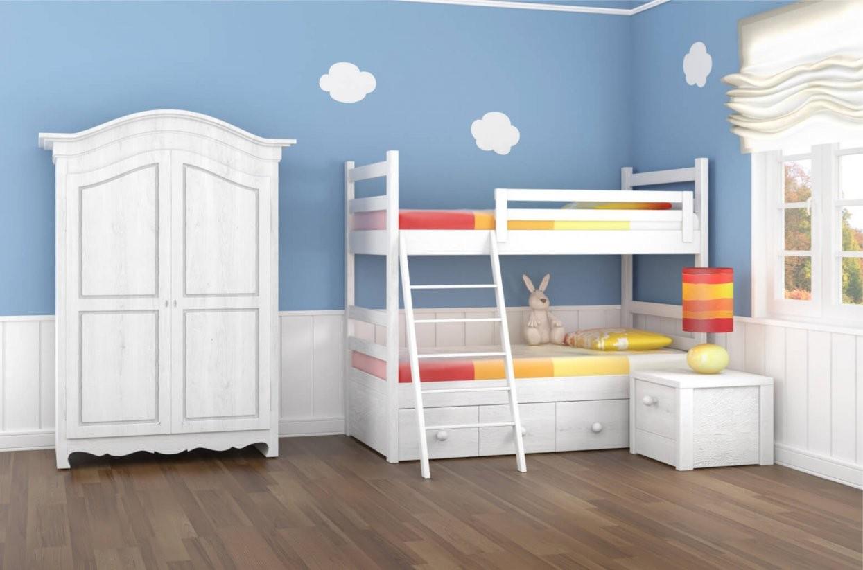 Farben Im Kinderzimmer So Richten Sie Das Kinderparadies Ein von Wandgestaltung Kinderzimmer Mit Farbe Photo