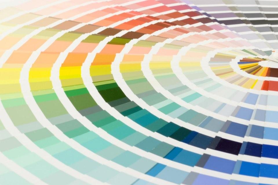 Farben  Wandgestaltung  Einrichtungsideen  Institut Für Raumdesign von Ral Farben Selber Mischen Photo