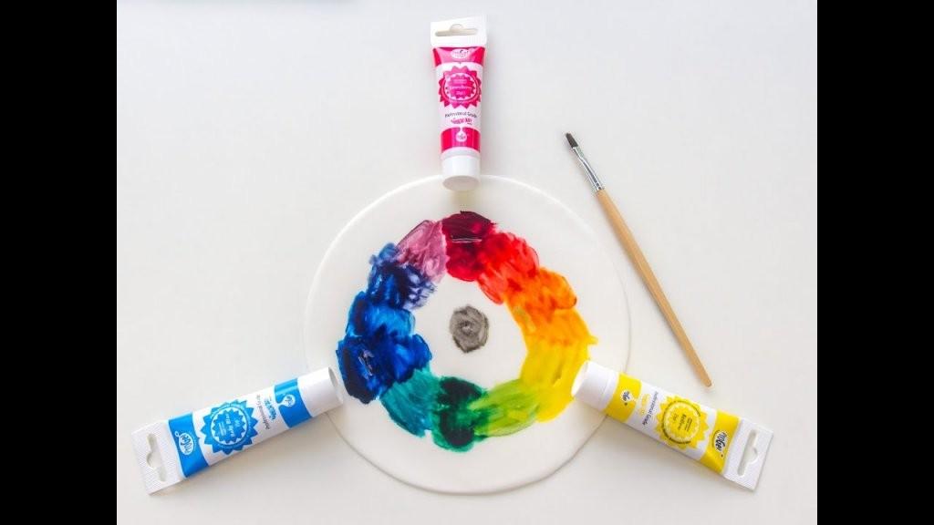 Farbenlehre Farben Mischen Farbschemata Und Farbwirkung**  Youtube von Wie Mischt Man Braun Bild