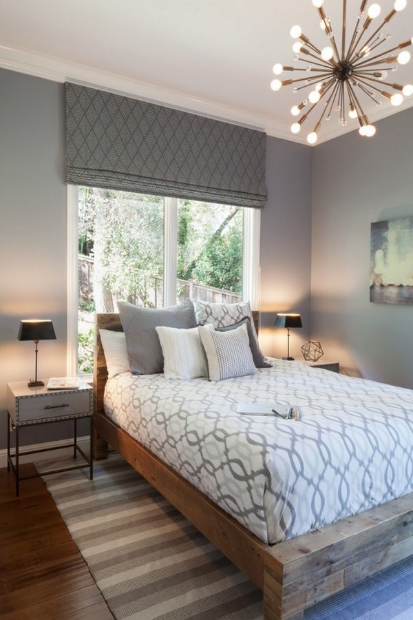 Farbgestaltung Im Schlafzimmer – 32 Ideen Für Farben von Beruhigende Bilder Fürs Schlafzimmer Photo