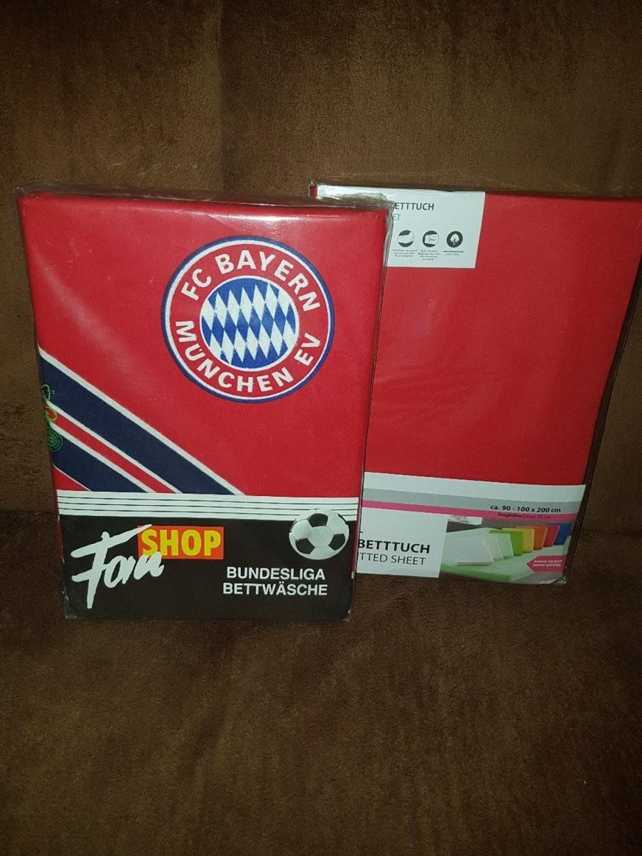Fc Bayern Bettwasche Gebraucht Kaufen Nur 4 St Bis 75% Günstiger von Bettwäsche Bayern München Günstig Photo