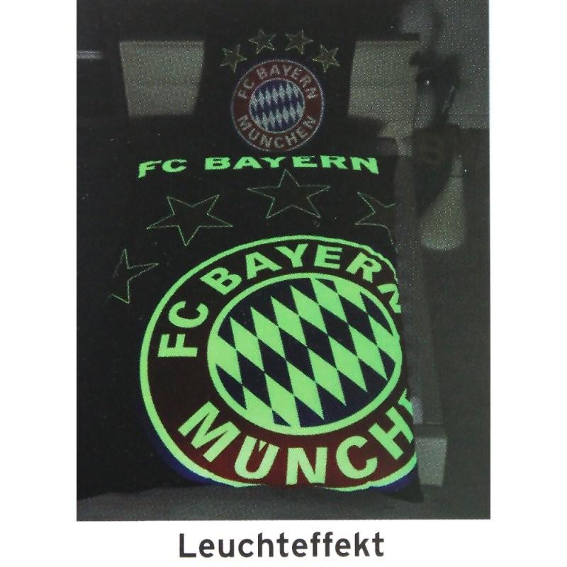 Fc Bayern München Bettwäsche Glow In The Dark von Bettwäsche Bayern München Günstig Bild