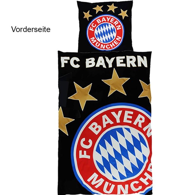 Fc Bayern München Bettwäsche Glow In The Dark von Bettwäsche Bayern München Günstig Photo
