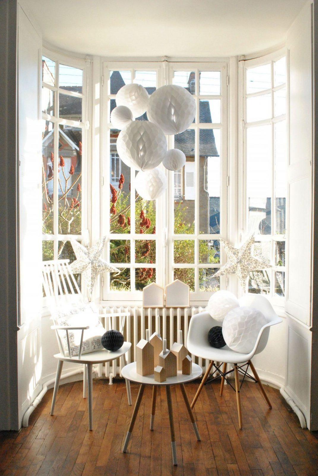 Fensterdeko Schöne Ideen Zum Dekorieren von Fenster Ohne Gardinen Dekorieren Bild