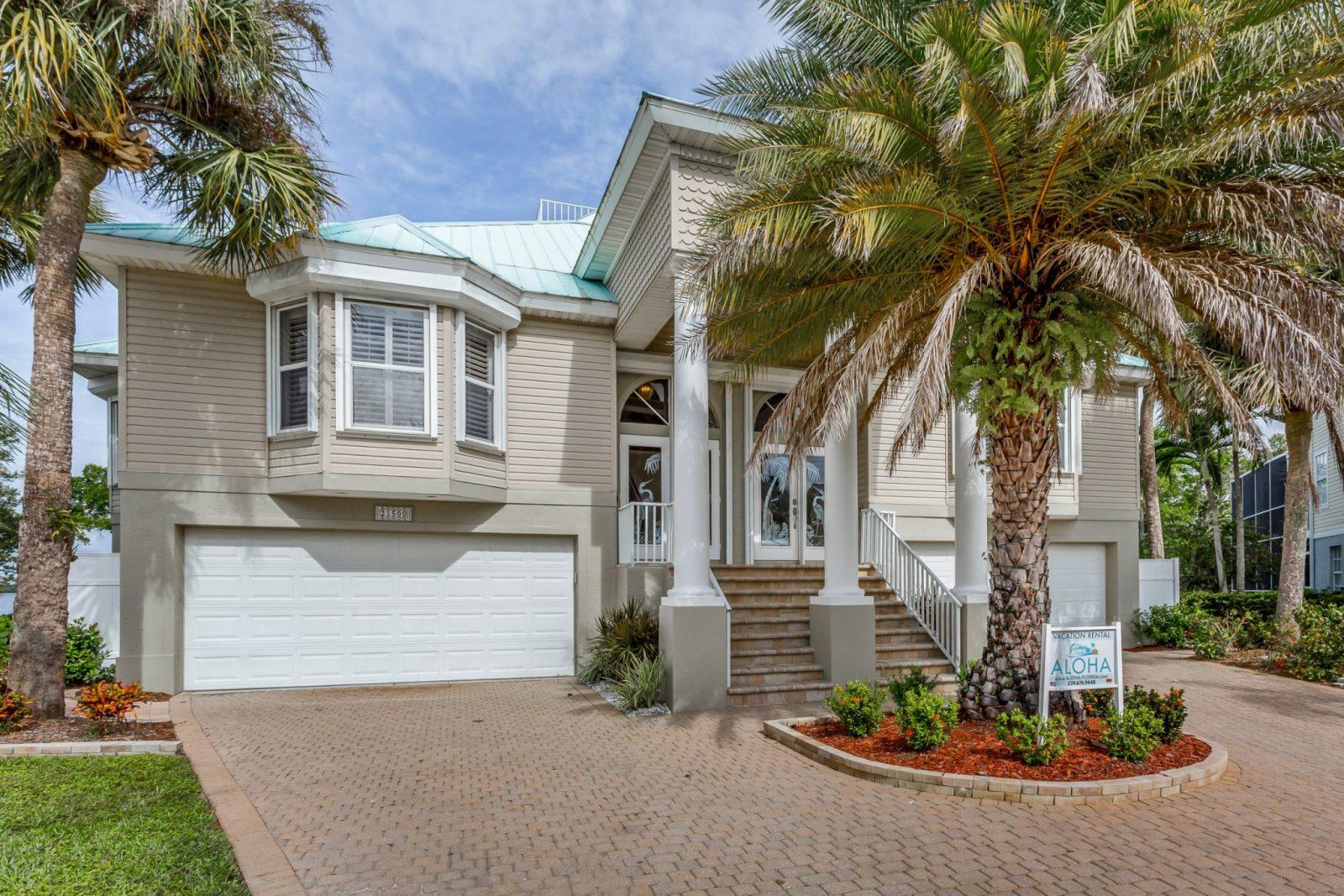 Ferienhäuser Fort Myers Beach  The Beach House B von Fort Myers Haus Mieten Bild