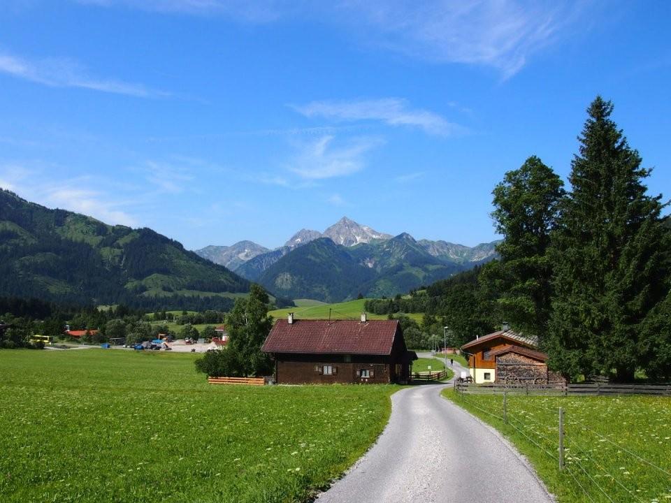 Ferienwohnung Im Haus Bergwelt Grän Firma Haus Bergwelt von Haus Kaufen Tannheimer Tal Photo