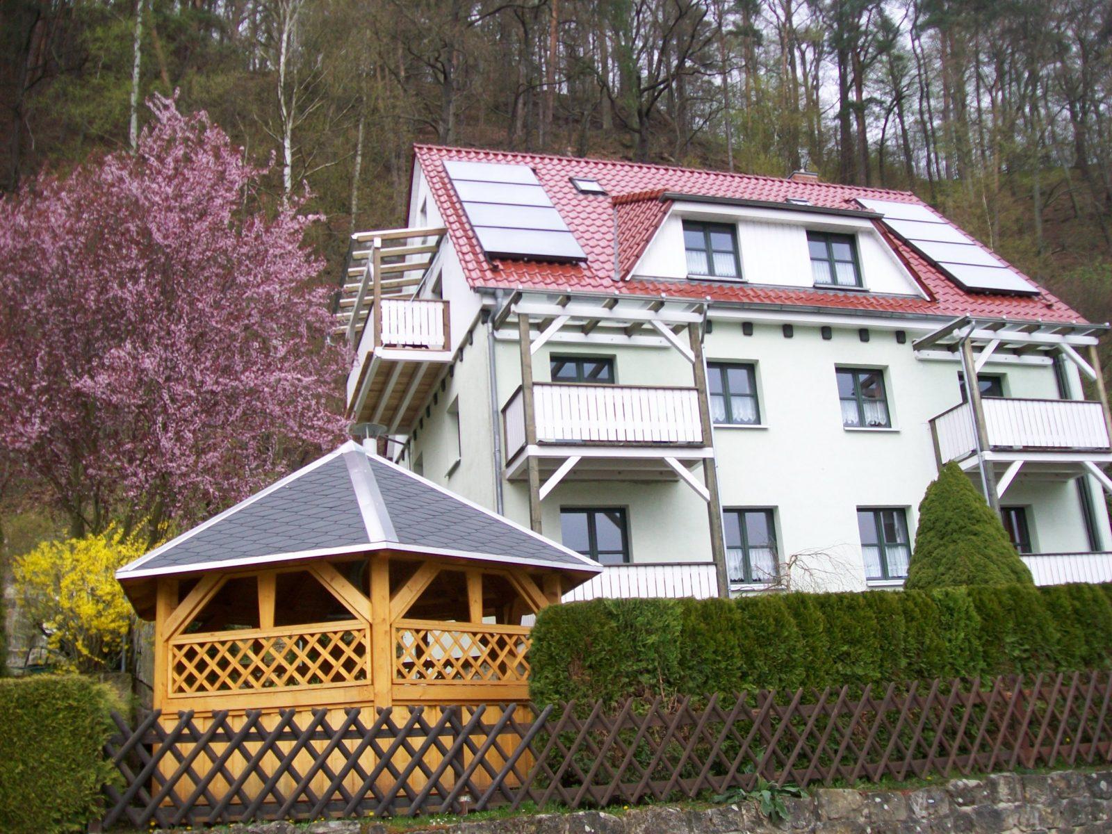 Ferienwohnungen Im Haus Heidi Rathen  Im Elbsandsteingebirge In Der von Hotel Gut Und Günstig Lauchhammer Bild