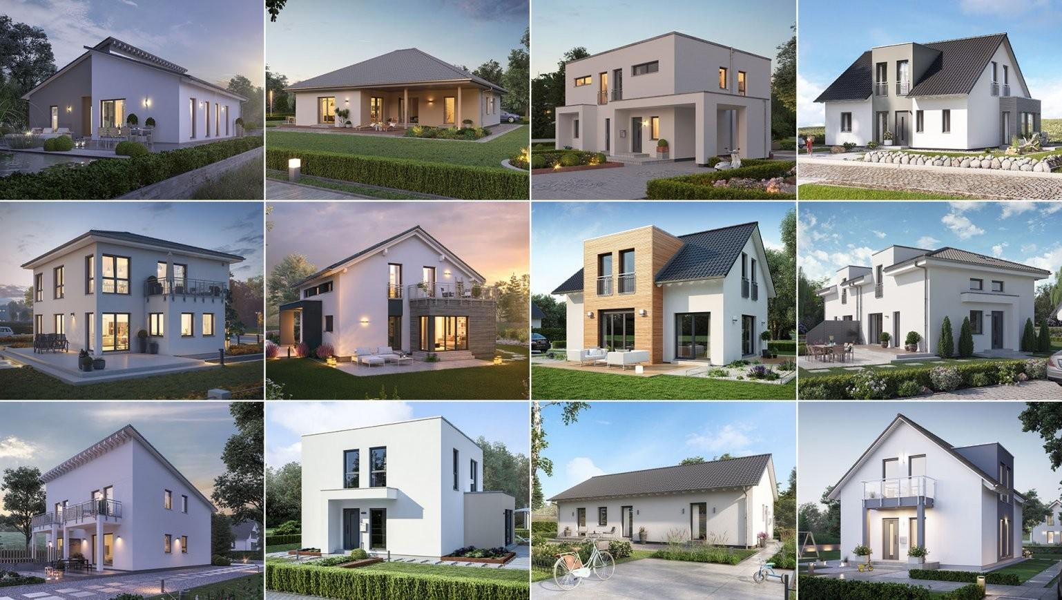 Fertighaus Bauen Mit Massa Haus  Ihr Traumhaus Schon Ab 79999 € von Haus Komplett Selber Bauen Photo