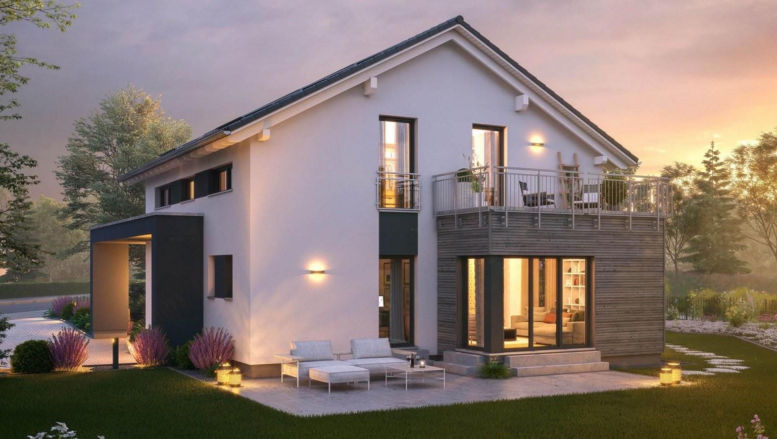 Fertighaus Bauen Mit Massa Haus  Ihr Traumhaus Schon Ab 79999 € von Kosten Allkauf Haus Schlüsselfertig Bild