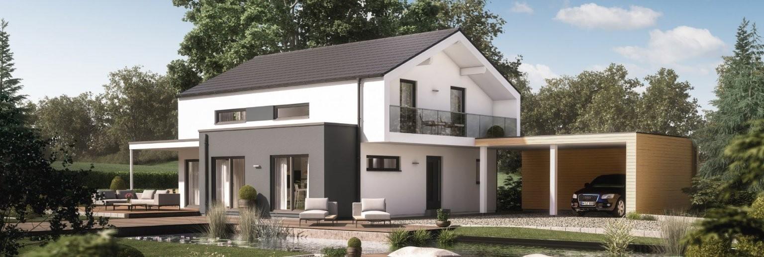 Fertighaus Reihenhaus Bauen Kosten  Moderne Reihenhäuser Mit Garten von Haus Komplett Selber Bauen Bild