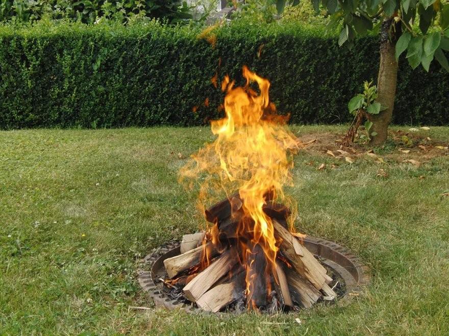 Feuerstelle Im Garten Selber Bauen  20 Moderne Ideen  Bilder von Feuerstelle Im Garten Bilder Photo