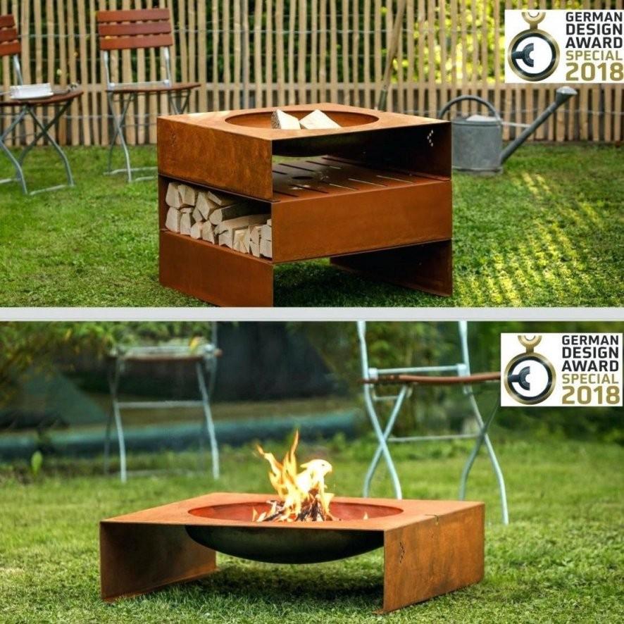 Feuerstelle Terrasse Selber Bauen Design von Feuerstelle Terrasse Selber Bauen Bild