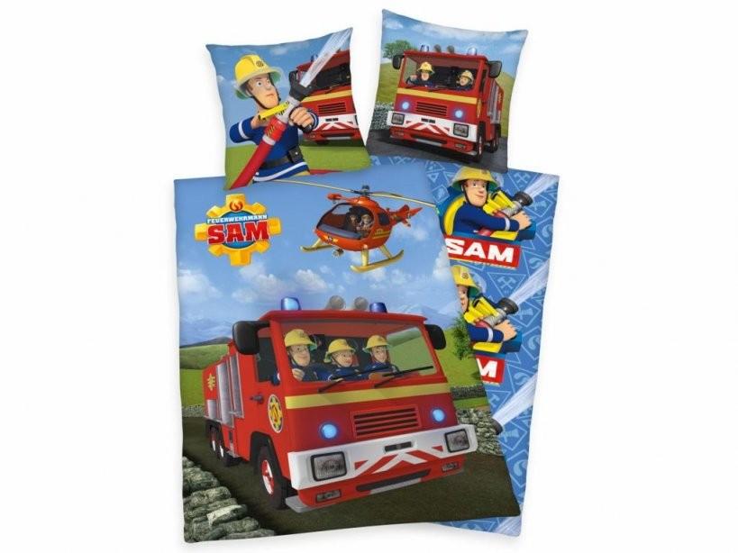 Feuerwehrmann Sam Bettwäsche Lidl  Flowerpowerflorist von Bettwäsche 155X200 Lidl Bild
