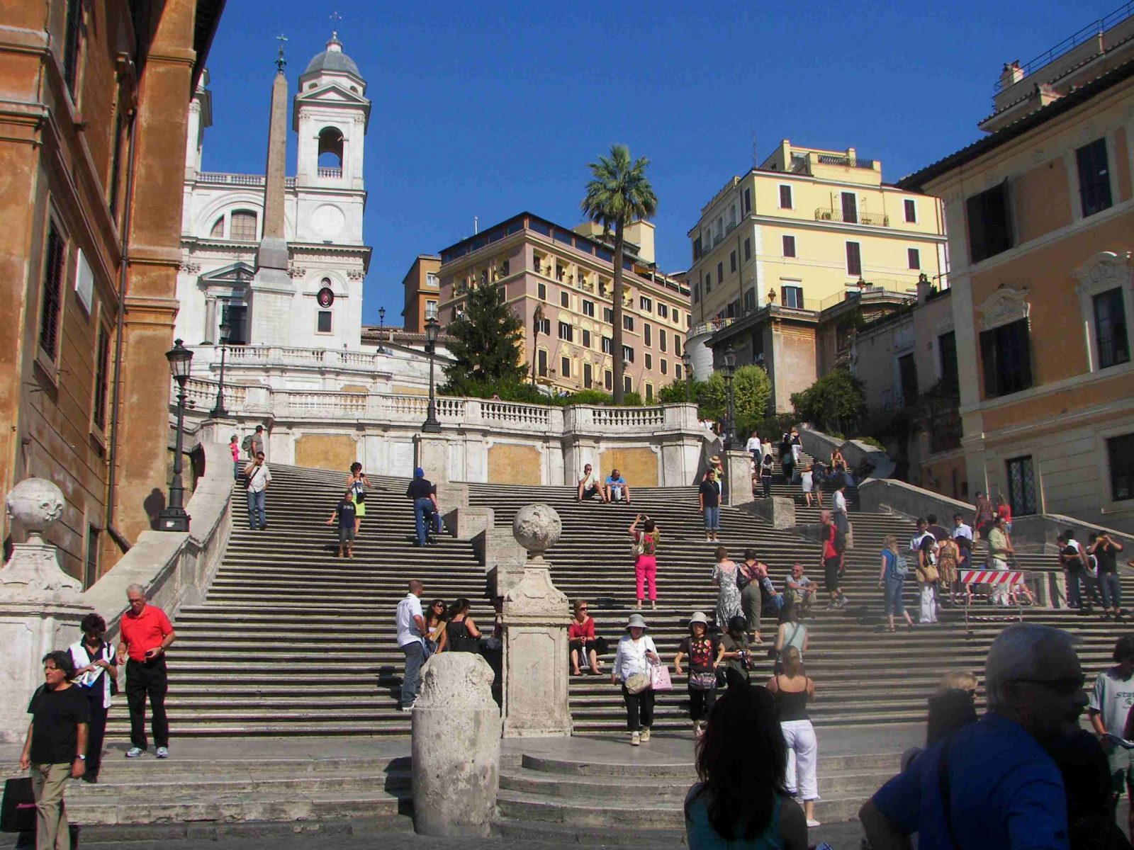 Filerom Spanische Treppe  Wikimedia Commons von Webcam Rom Spanische Treppe Photo
