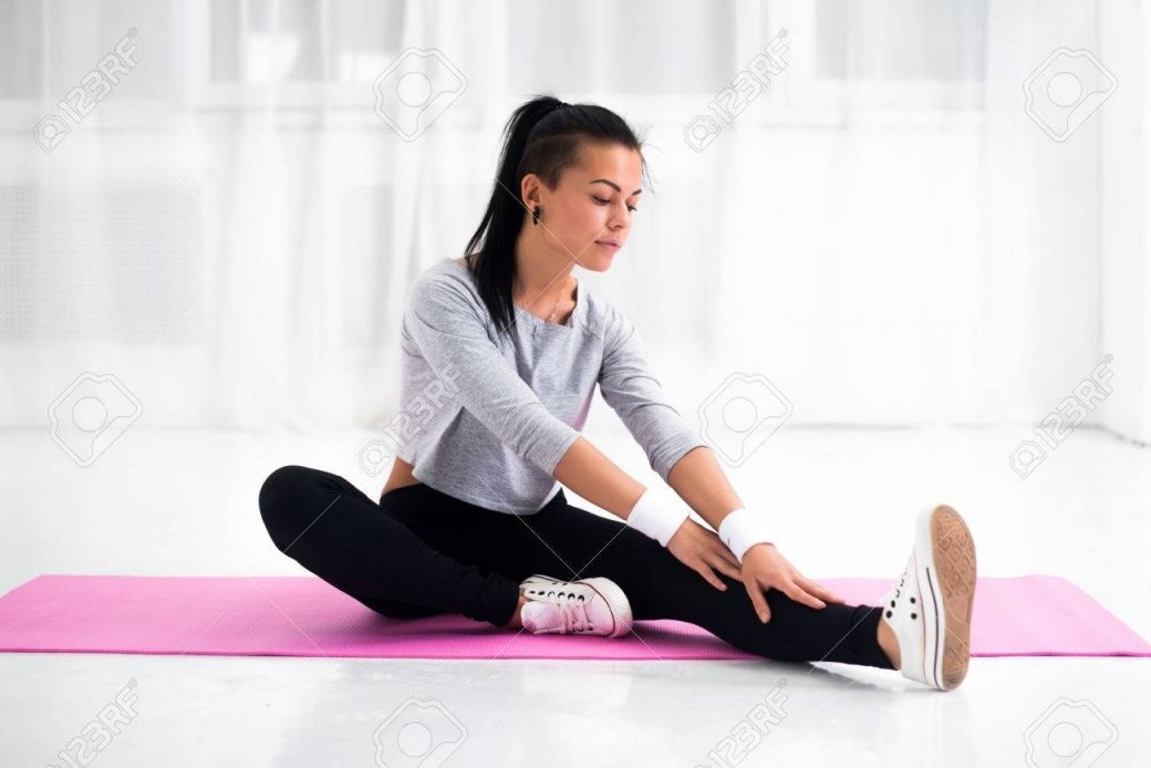 Übungsroutine zum Laufen und Abnehmen