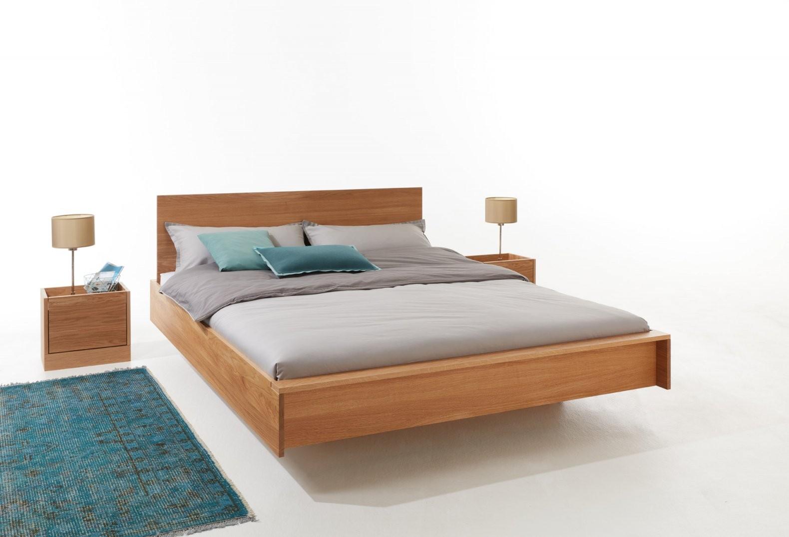 Flai Bett Eiche von Bett 160 X 220 Bild