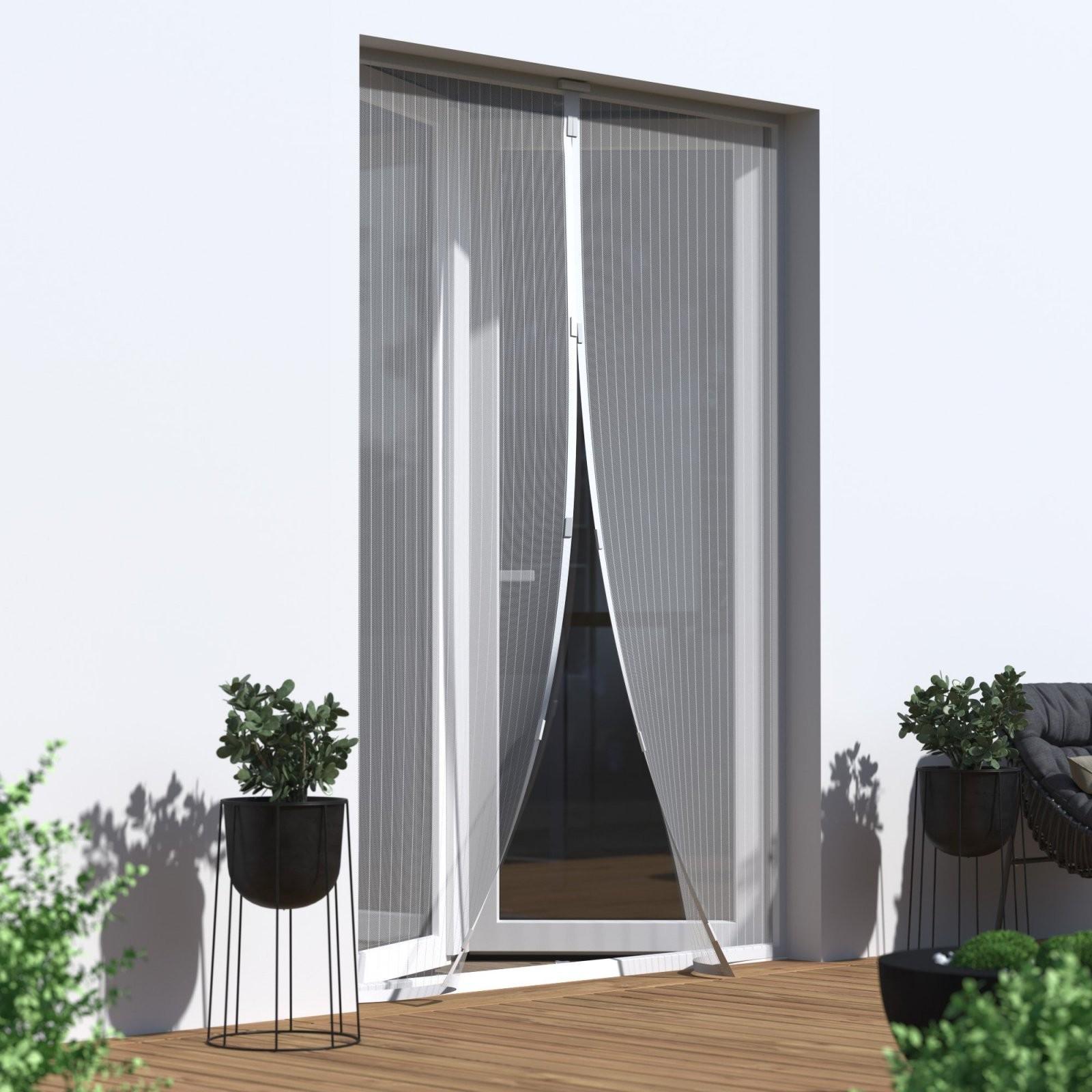 Fliegengitter Magnetvorhänge Für Türen von Insektenschutzvorhang Für Türen Mit Magnet Photo
