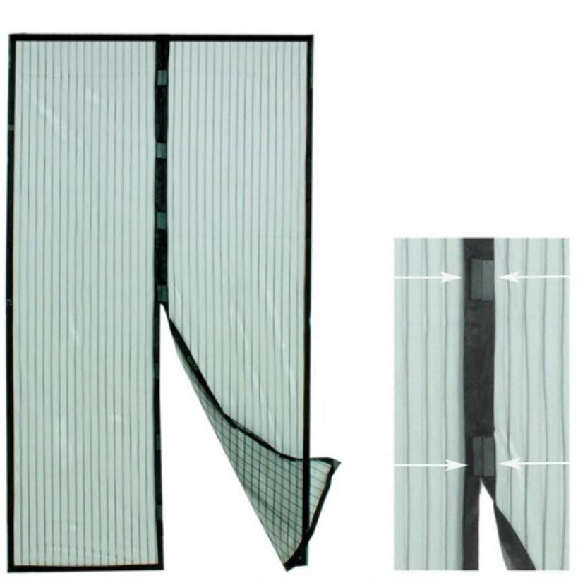 Fliegenvorhang Für Türen  Fkh von Insektenschutzvorhang Für Türen Mit Magnet Photo