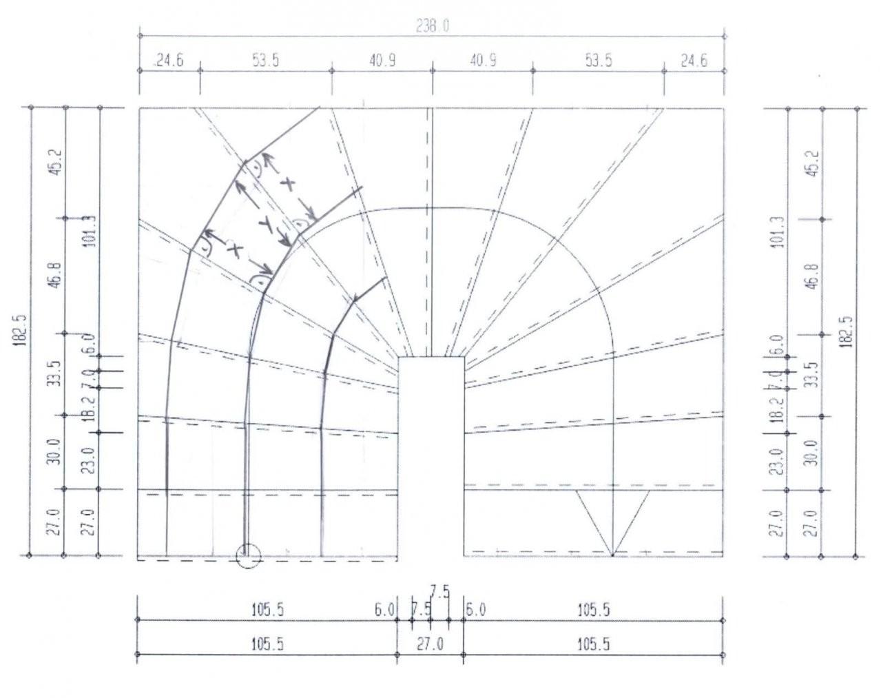 Fliesen Auf Gewendelter Stiege  Bauforum Auf Energiesparhausat von Gewendelte Treppe Fliesen Anleitung Bild