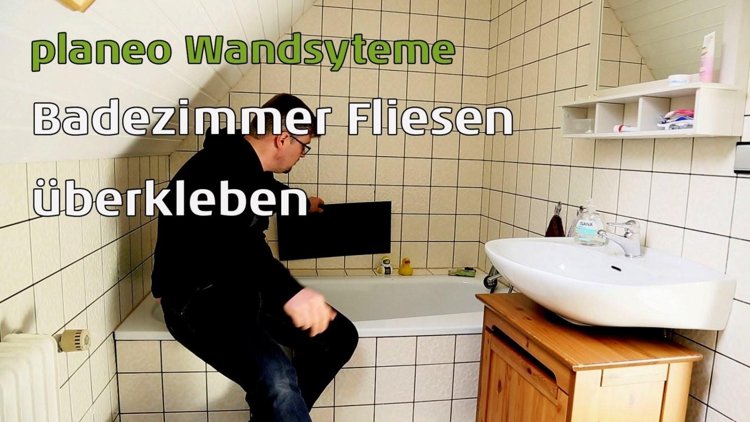 Fliesen Bad Überkleben — Temobardz Home Blog von Fliesen Überkleben Vorher Nachher Photo