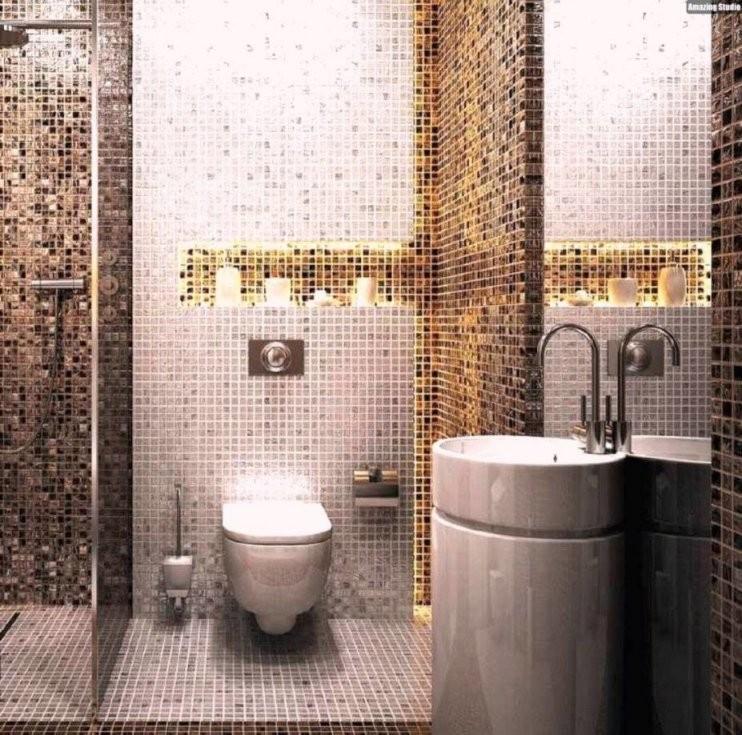 Fliesen Badezimmer  Wohndesign von Mosaik Fliesen Muster Ideen Photo