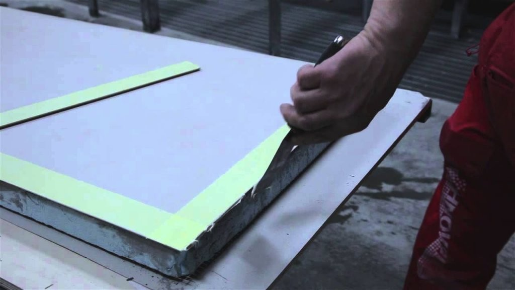 Fmg Maxfine Herstellung Küchenarbeitsplatte  Youtube von Küchenarbeitsplatte Beton Selber Machen Bild