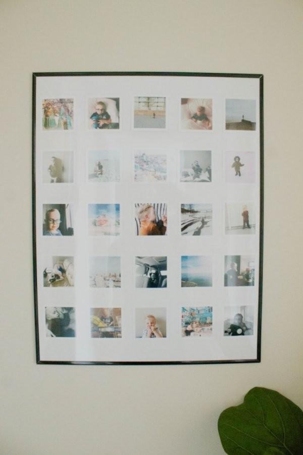 Fotocollage Selber Machen  20 Coole Ideen Und Anleitung von Fotocollage Selber Machen Ideen Photo