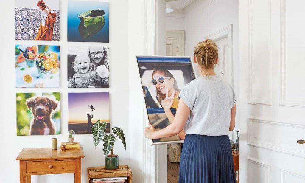 Fotoleinwände Zu Günstigen Preisen Bestellen  Posterxxl von Leinwand Collage Erstellen Günstig Photo