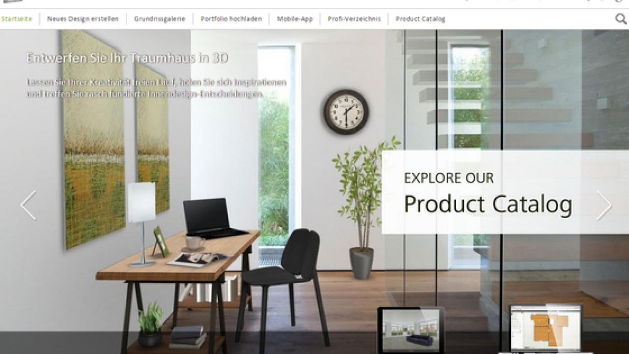 Freewarewohnungsplaner Fünf Tools Für Die Inneneinrichtung Im von Wohnung Einrichten Programm Kostenlos Photo