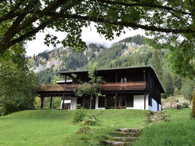 Freistehendes Ferienhaus Mit Talblick In Sonniger Lage  Nesselwängle von Haus Kaufen Tannheimer Tal Photo