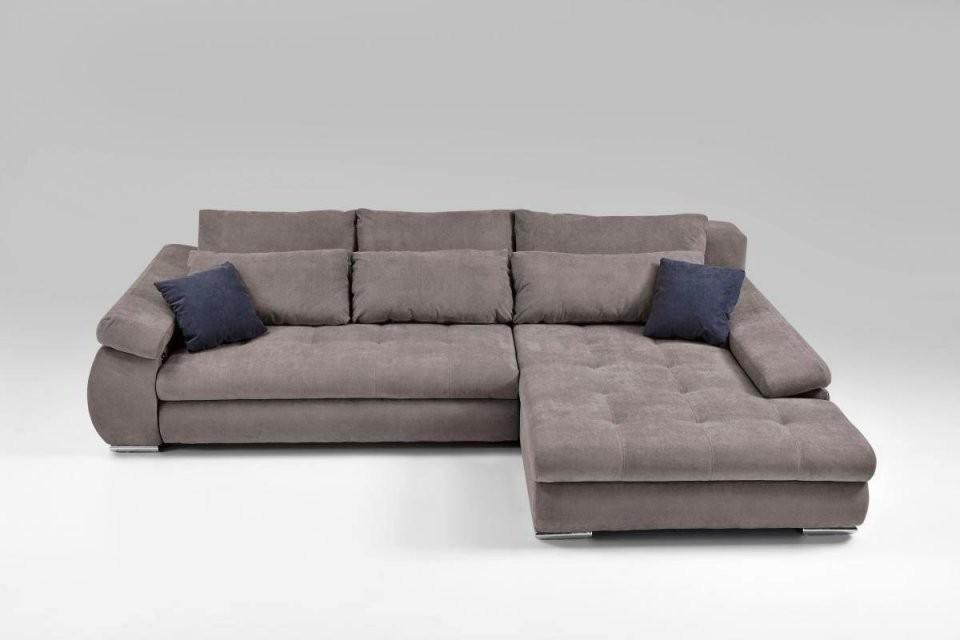 Funktionsecke Corona Mit Elektronischer Sitztiefenverstellung von Poco Sofa Mit Schlaffunktion Bild