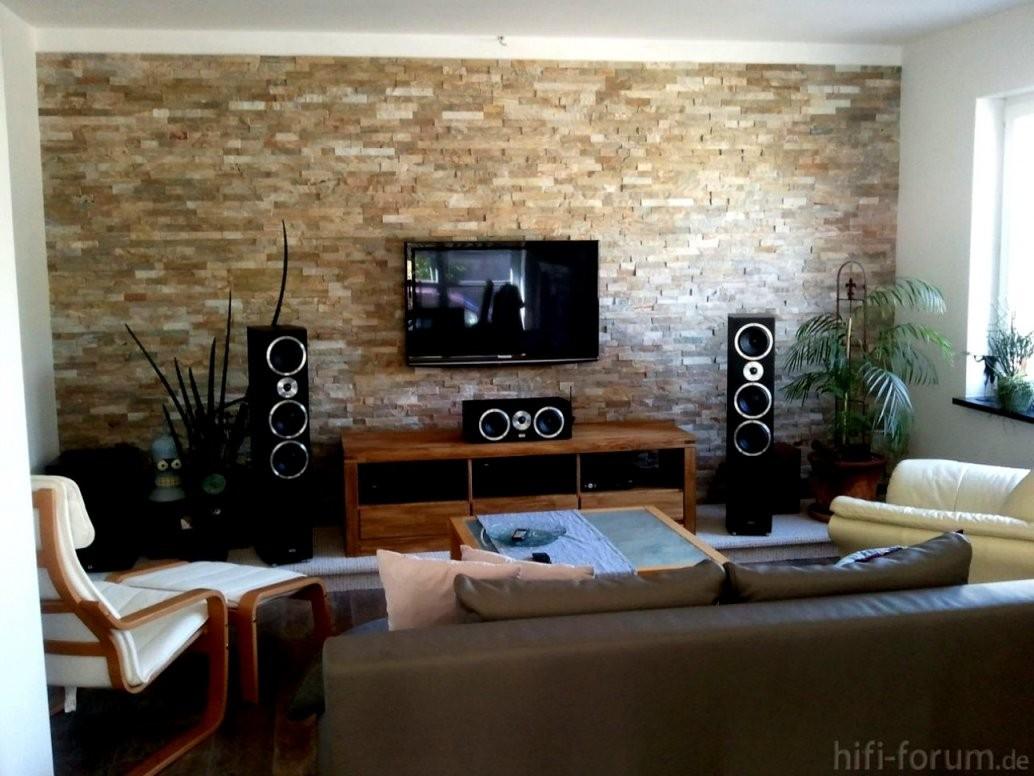 Gallery Of Stein Tapete Wohnzimmer Ideen Wandgestaltung Altbau Mit von Wandgestaltung Mit Tapeten Wohnzimmer Bild