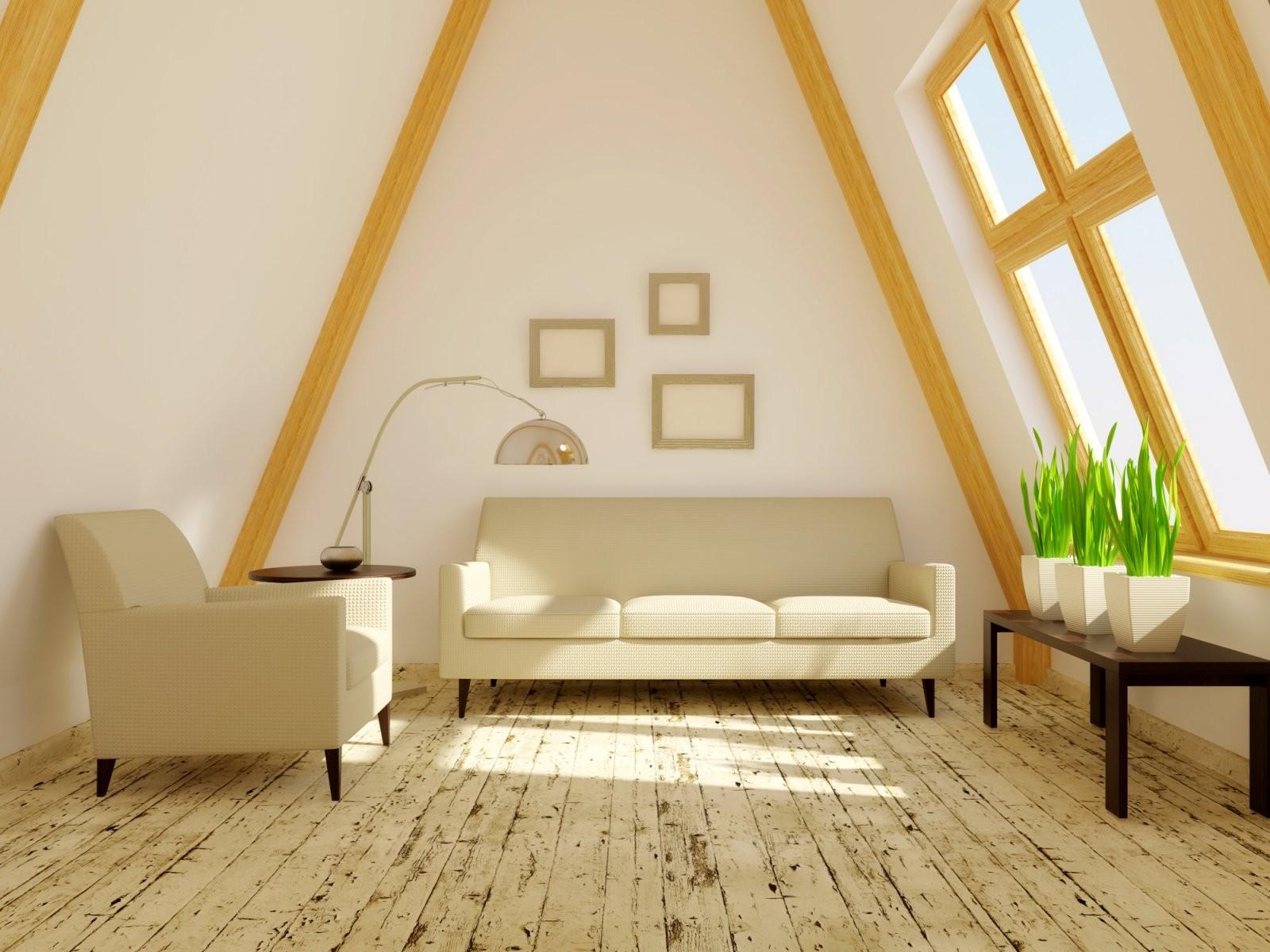 Ganz Schön Schräg 10 Tipps Wie Sie Räume Mit Dachschrägen Stilvoll von Deko Für Große Räume Bild