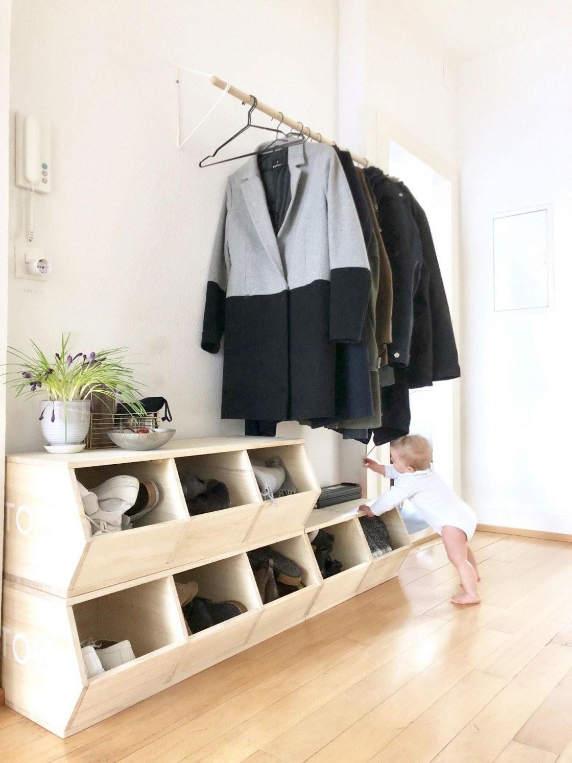 Garderoben Selber Bauen Die Besten Ideen Und Diytipps von Garderobe Selber Bauen Schöner Wohnen Bild