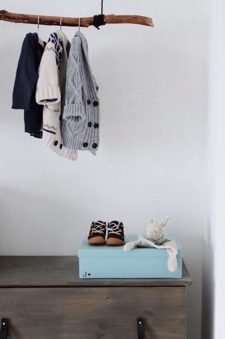 Garderoben Selber Bauen Die Besten Ideen Und Diytipps von Shabby Chic Selber Machen Garderobe Bild