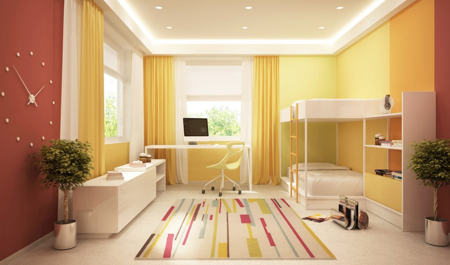 Gardinen 6 Ideen Für Das Wohnzimmer von Gardinen Muster Für Wohnzimmer Bild