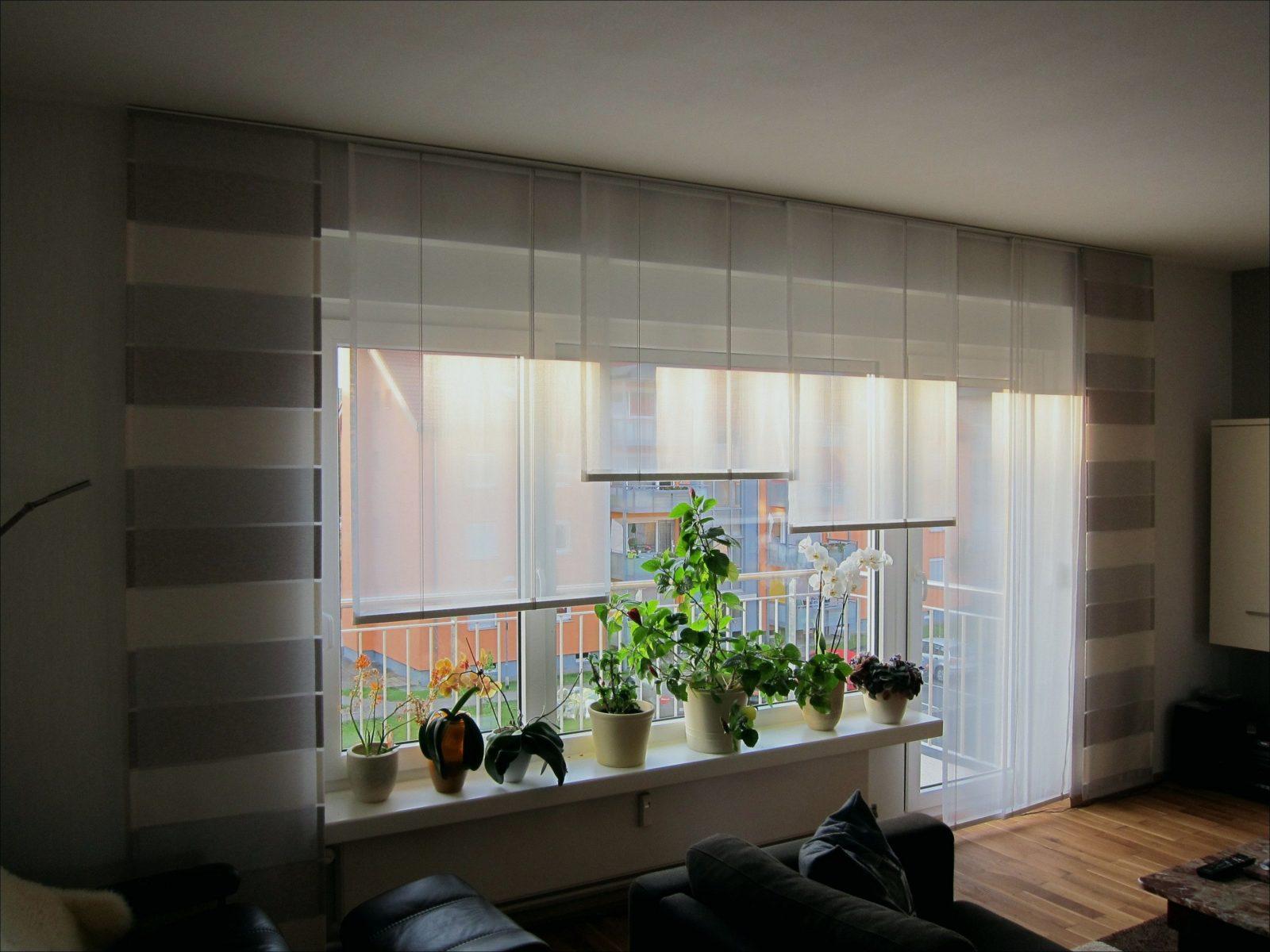 Gardinen Für Großes Fenster Mit Balkontür Großartig Und Fabelhaft von Gardinen Für Großes Fenster Mit Balkontür Bild