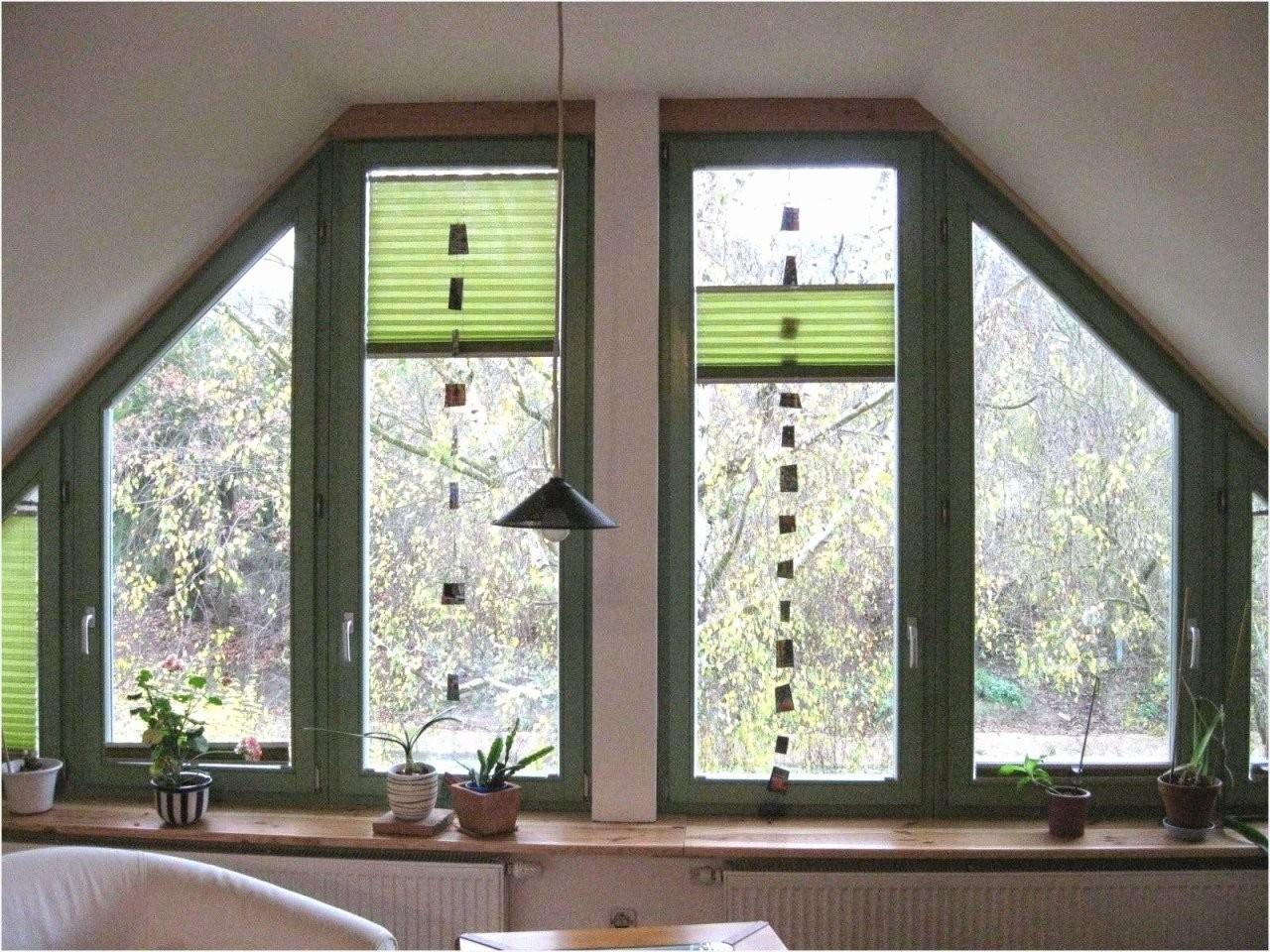 Gardinen Für Schräge Fenster — Haus Möbel von Vorhang Ideen Für Kleine Fenster Photo