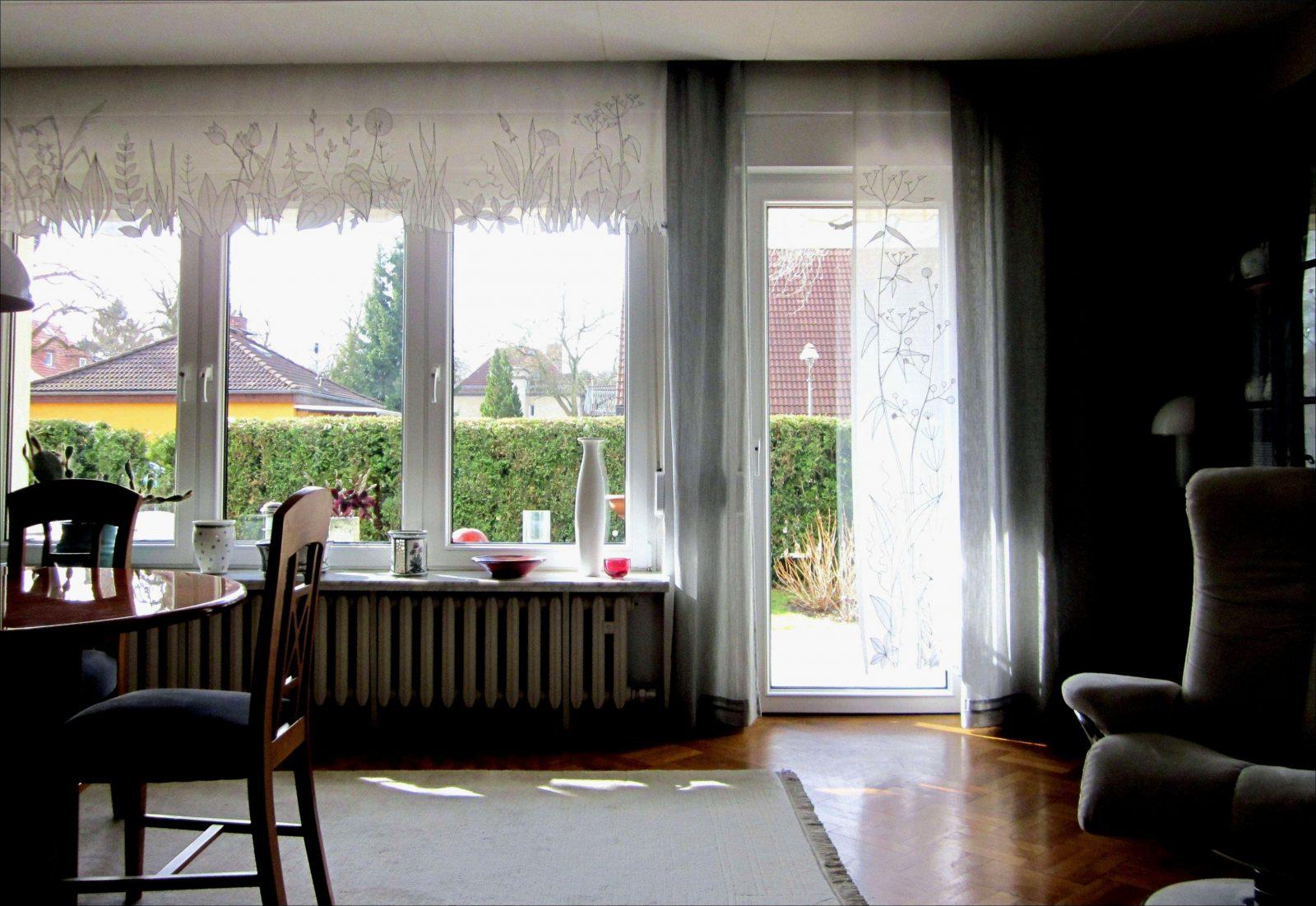 Gardinen Wohnzimmer Terrasse Für Planen Wohnzimmer Gardinen Mit von Gardinen Für Wohnzimmer Mit Balkontür Bild