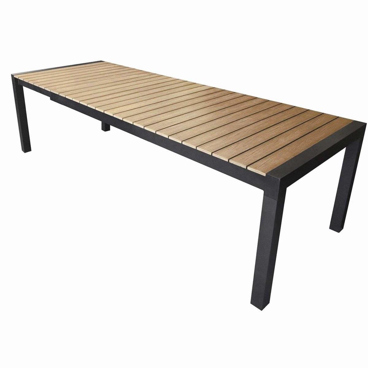Garten Ausziehtisch Alu Das Beste Von Elegant Kettler Tisch Simple von Gartentisch Ausziehbar Alu Holz Bild