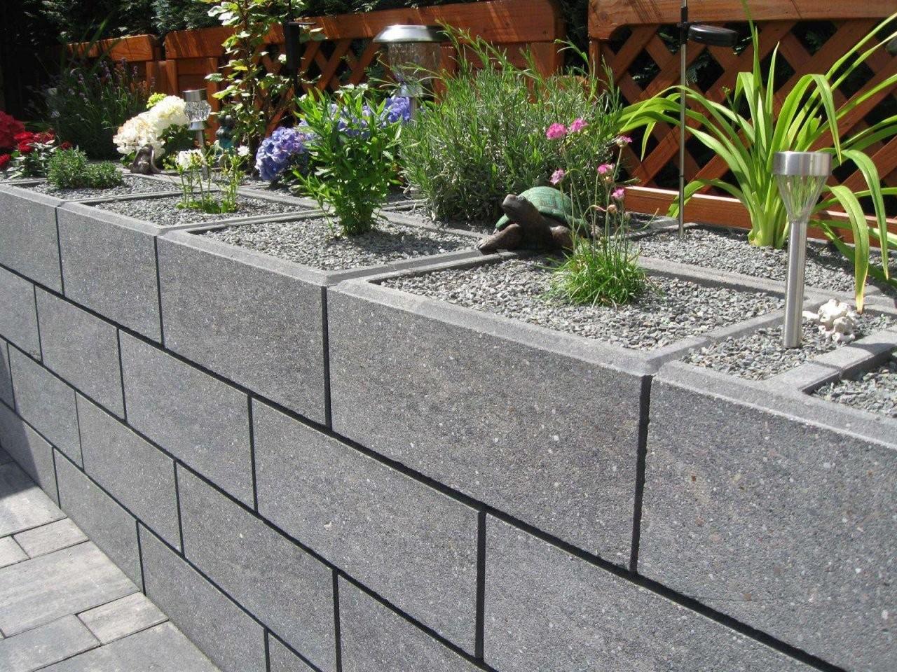 Garten Gestalten Mit Pflanzsteinen Frisch Garten Treppenstufen von Garten Gestalten Mit Pflanzsteinen Photo