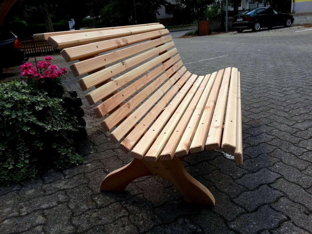 Garten Holzbank Luxus Holzbank Selber Bauen Rustikal Einzigartig von Rustikale Holzbank Selber Bauen Bild