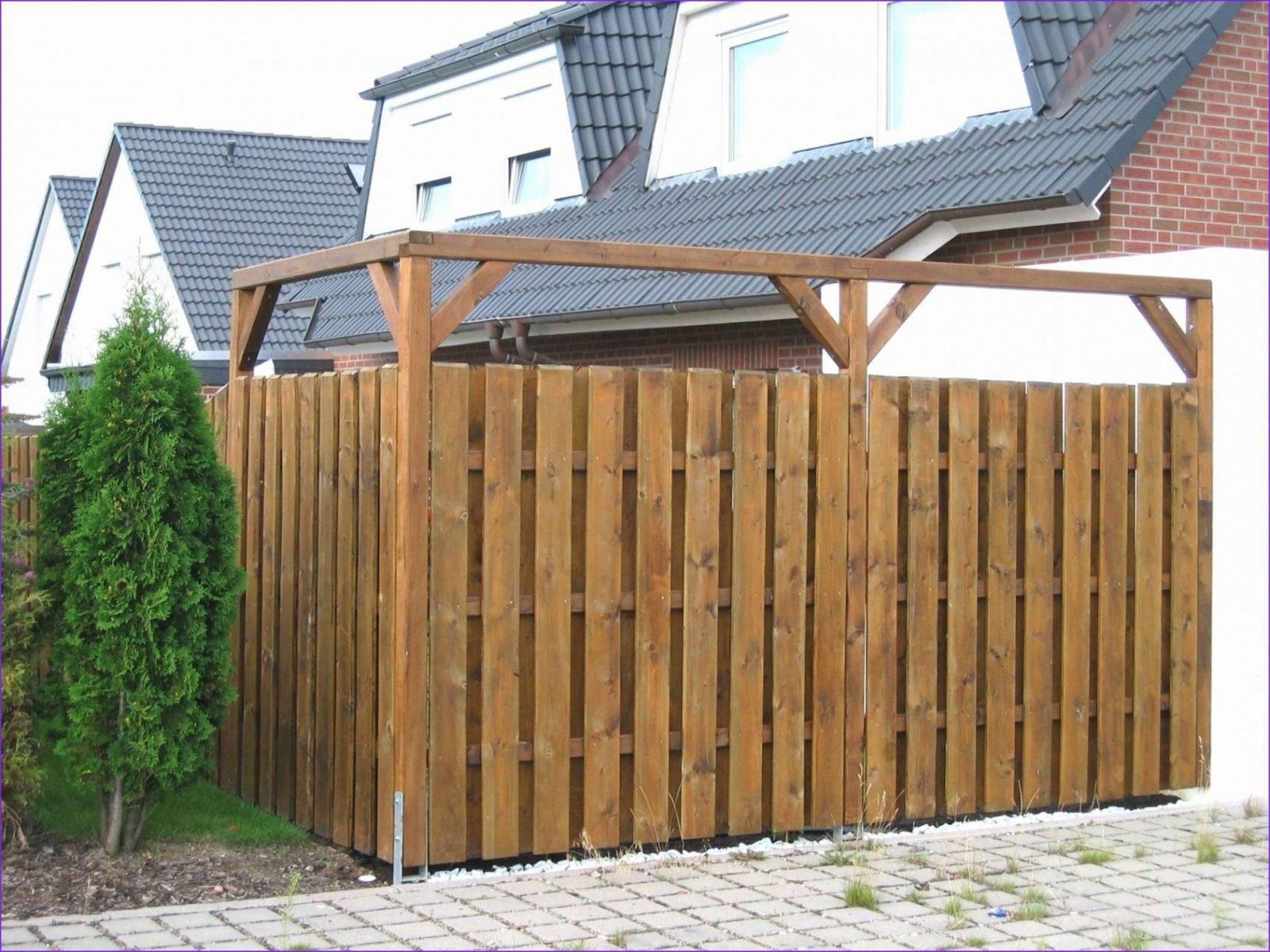 Garten Holzzaun Einzigartig Holzzaun Selber Bauen Anleitung Fenster von Holzzaun Am Hang Bauen Bild